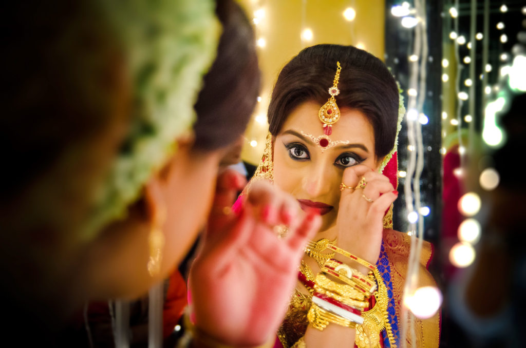 candid wedding photography taken by Photographians candid wedding photographers in kolkata
