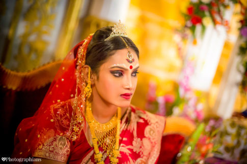 Indian candid wedding photography by Photographians