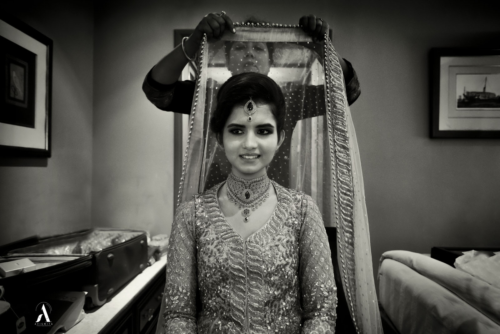Beautiful Bengali Bride Photographians avismita