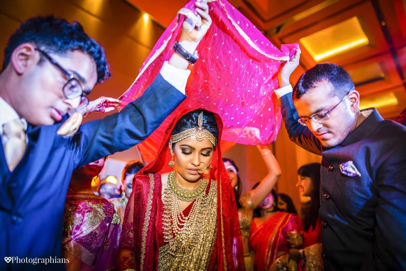 Indian wedding photography by photographians Indian wedding photographers